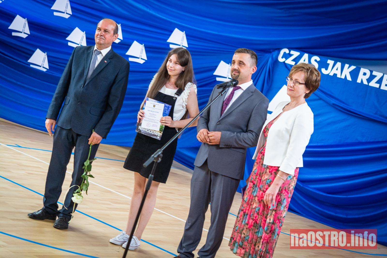 NaOSTROinfo Zakończenie roku szkolnego Bałtów-67