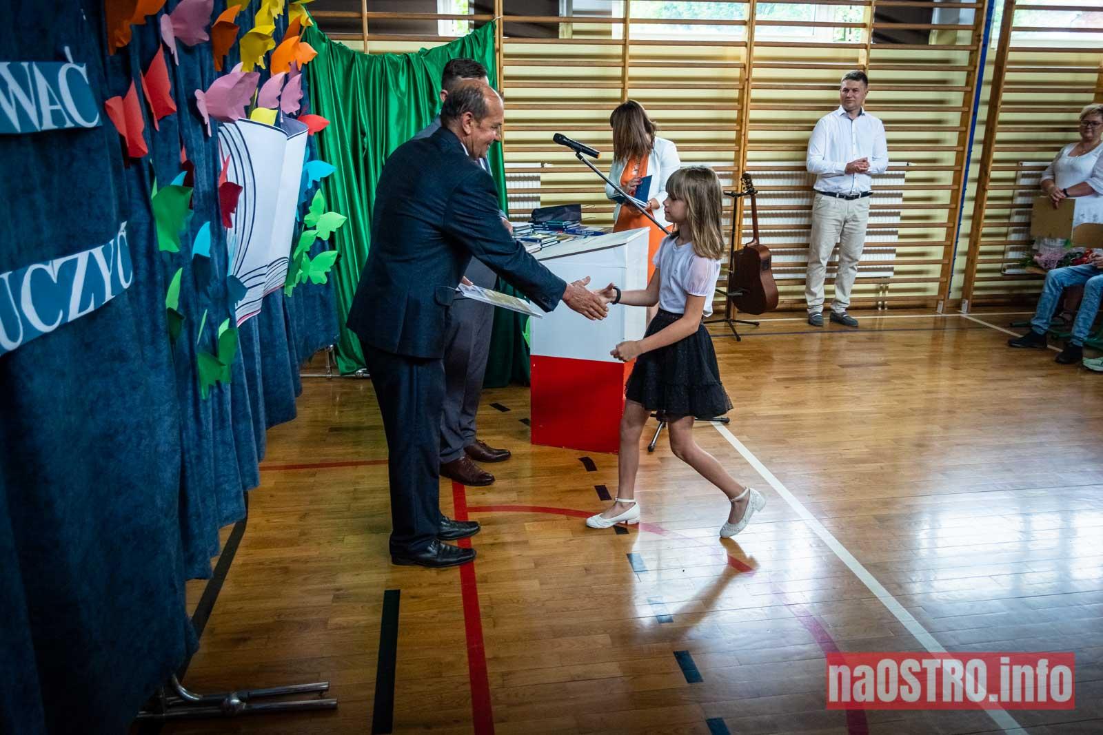 NaOSTROinfo Zakończenie roku szkolnego Bałtów-8