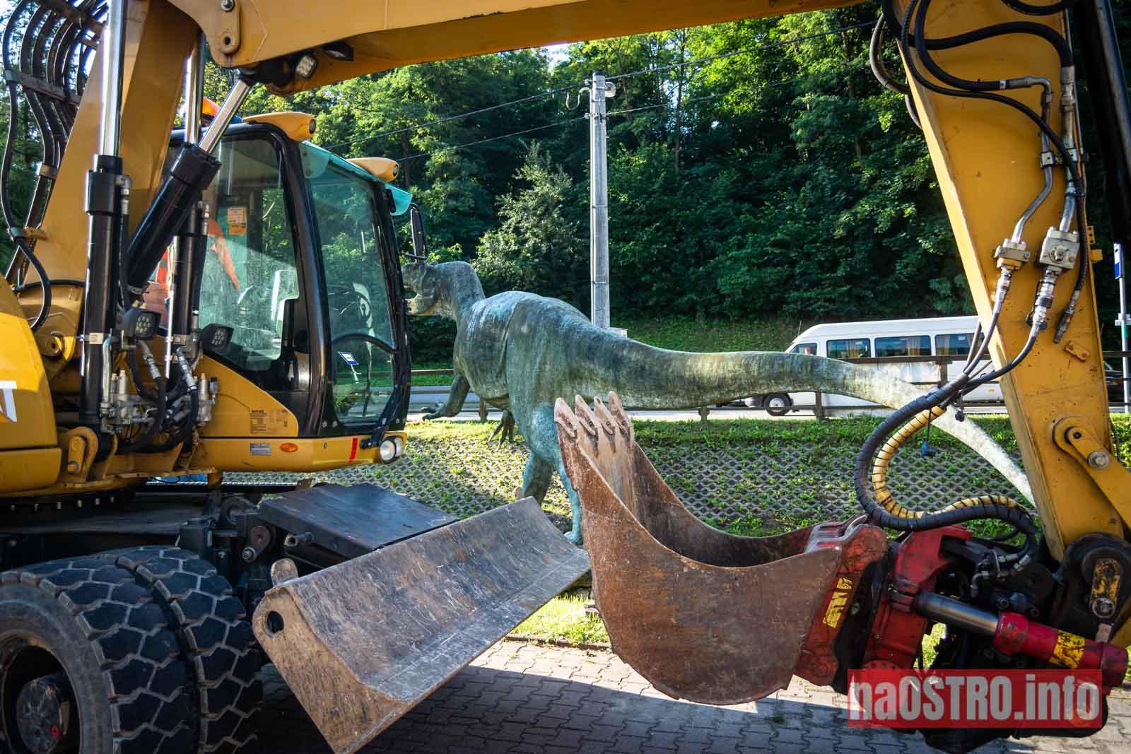 NaOSTROinfo Dinozaur Gerard-1