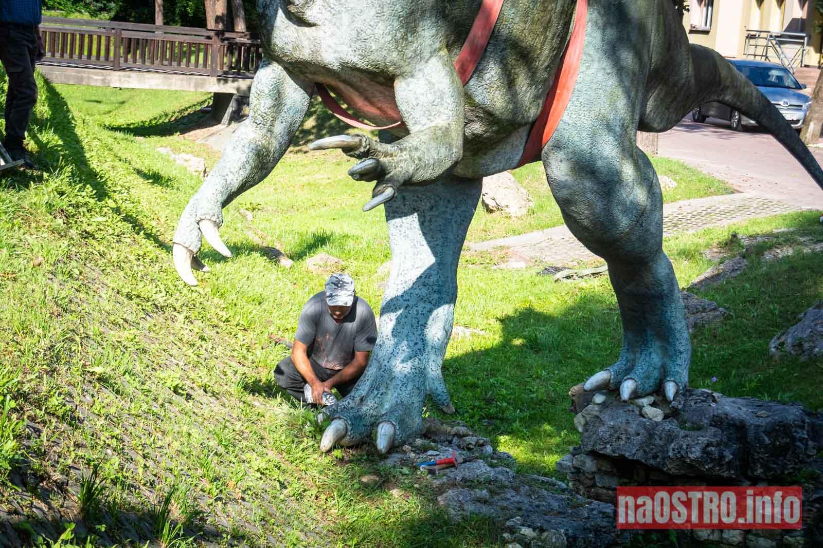 NaOSTROinfo Dinozaur Gerard-13