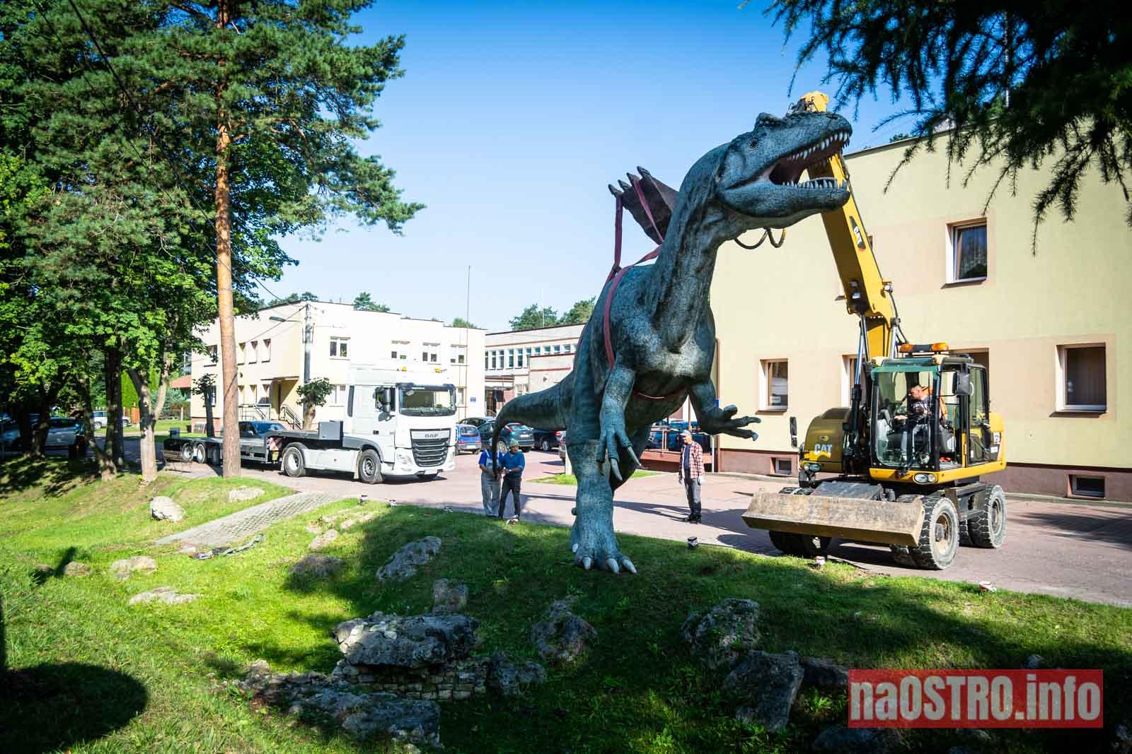 NaOSTROinfo Dinozaur Gerard-15