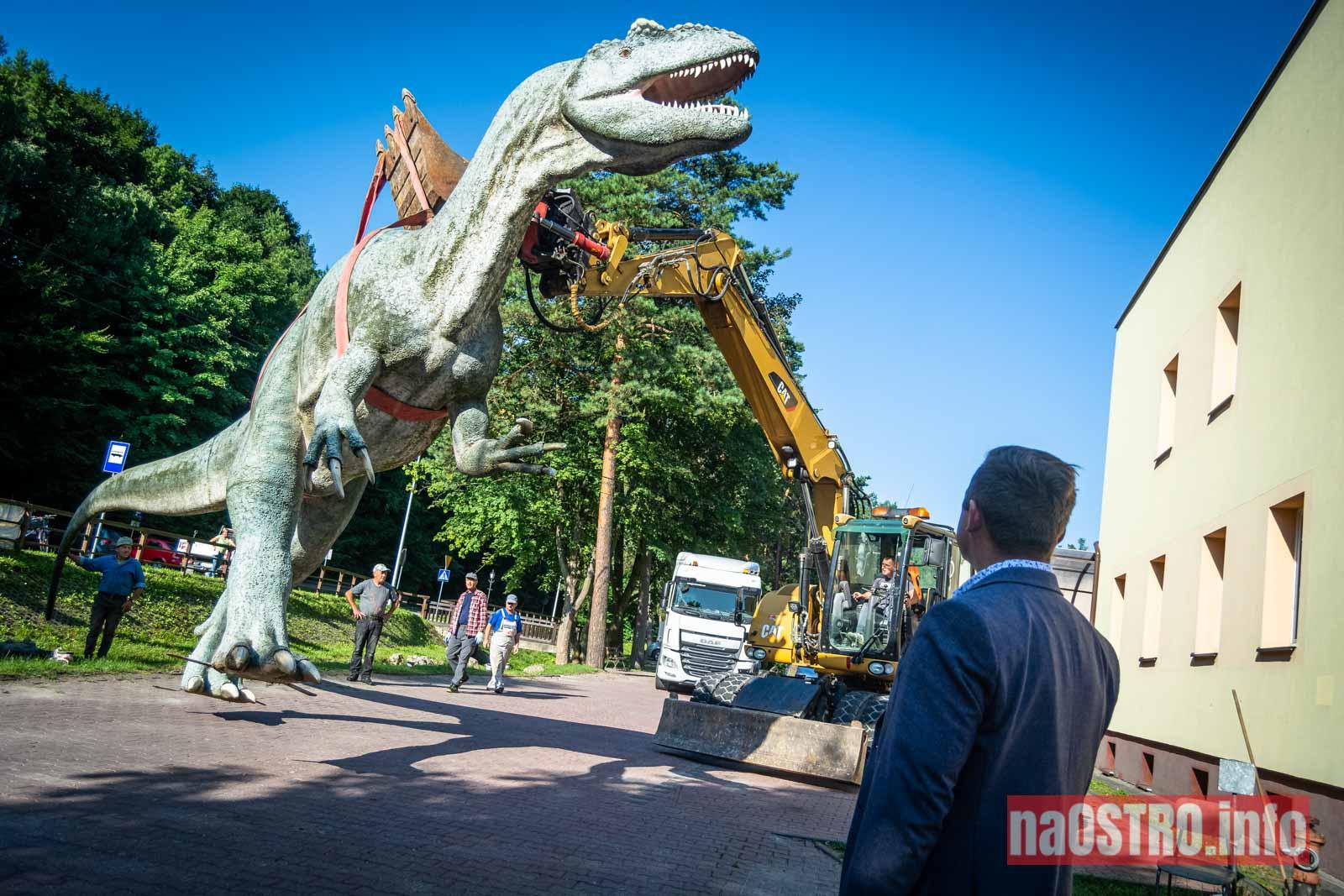 NaOSTROinfo Dinozaur Gerard-17