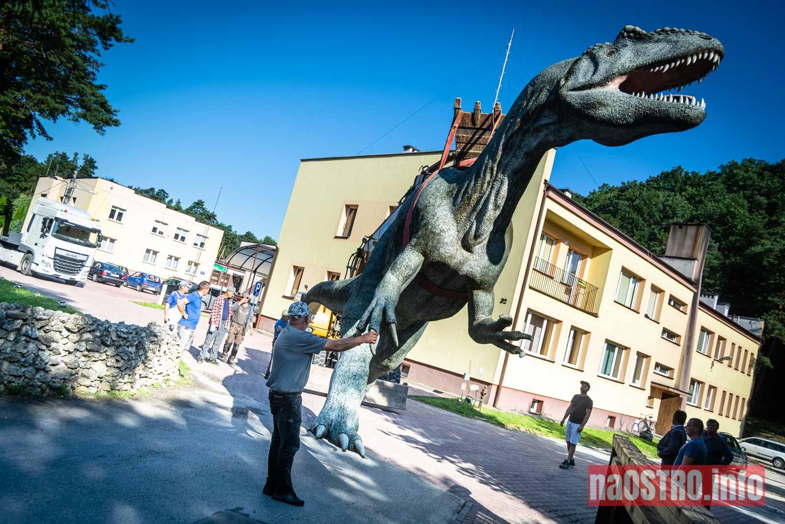 NaOSTROinfo Dinozaur Gerard-19