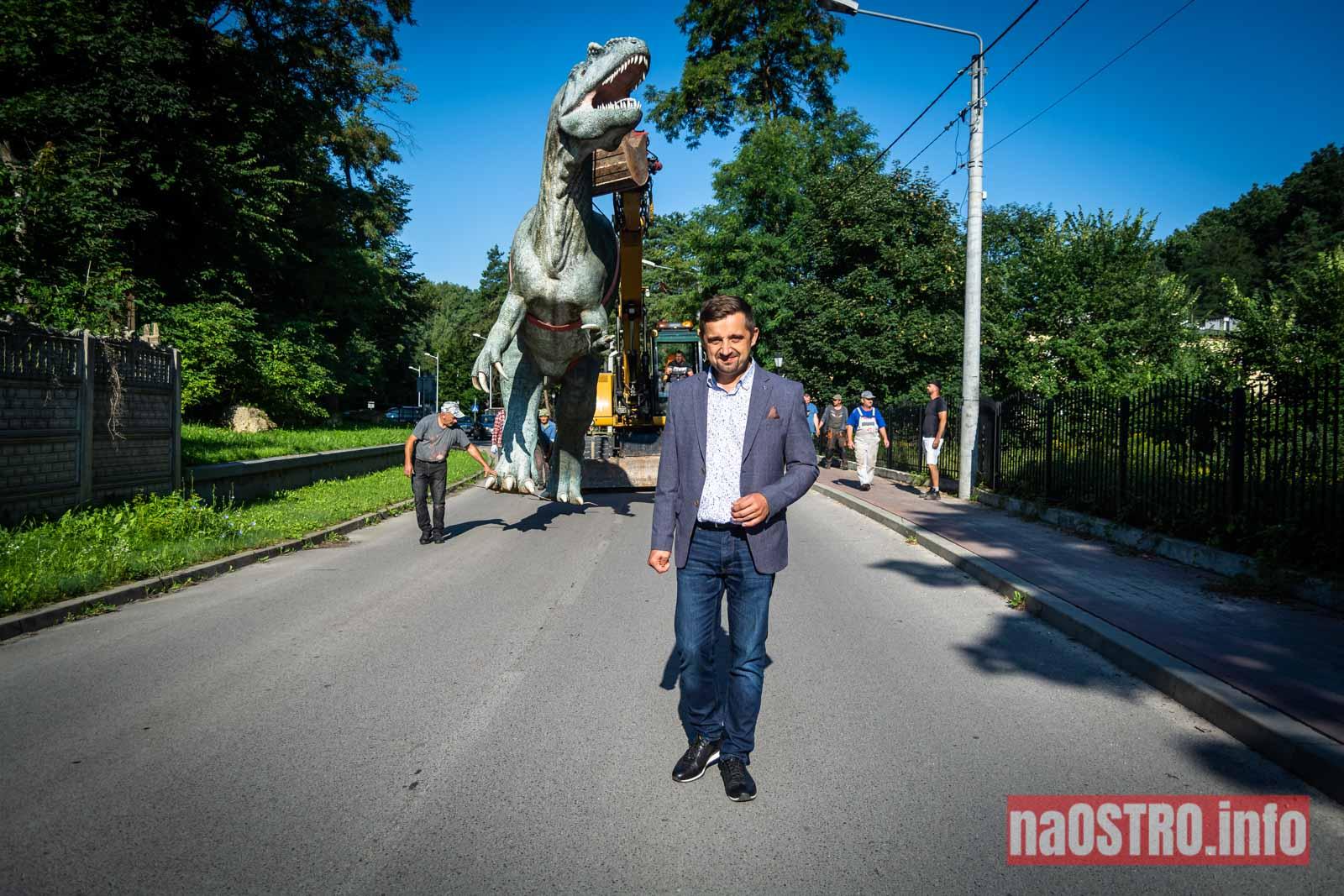 NaOSTROinfo Dinozaur Gerard-22