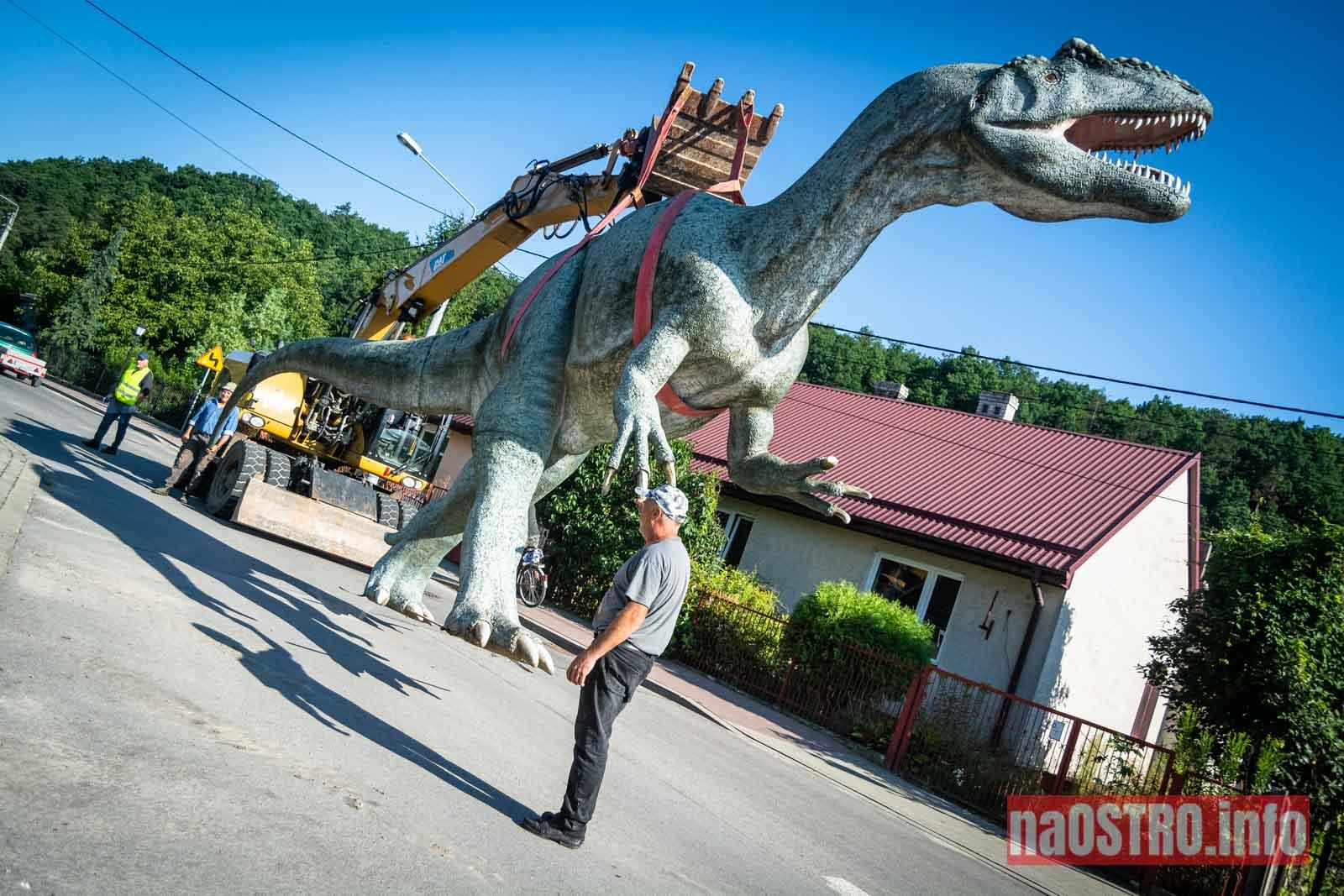 NaOSTROinfo Dinozaur Gerard-24