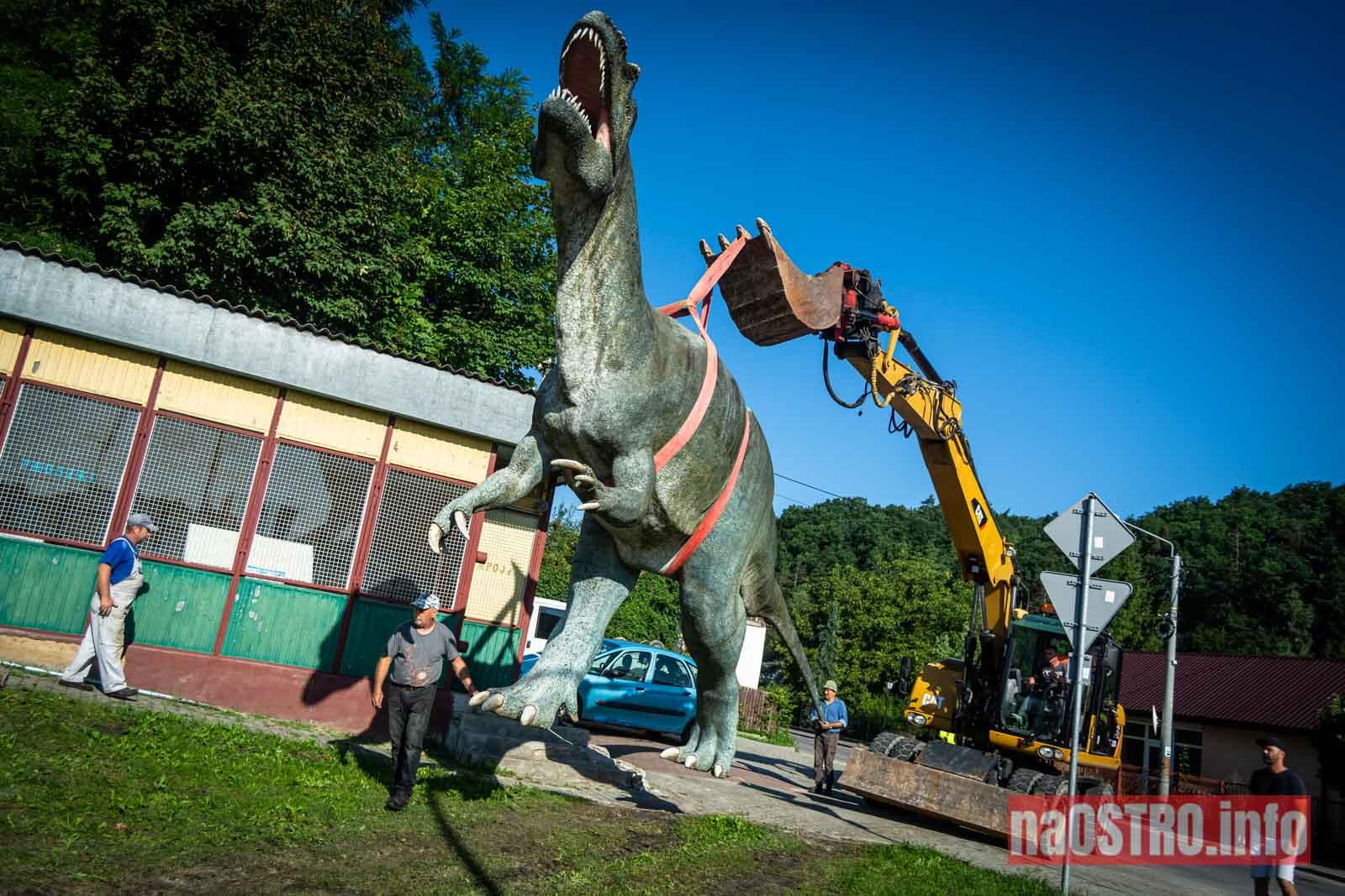 NaOSTROinfo Dinozaur Gerard-25