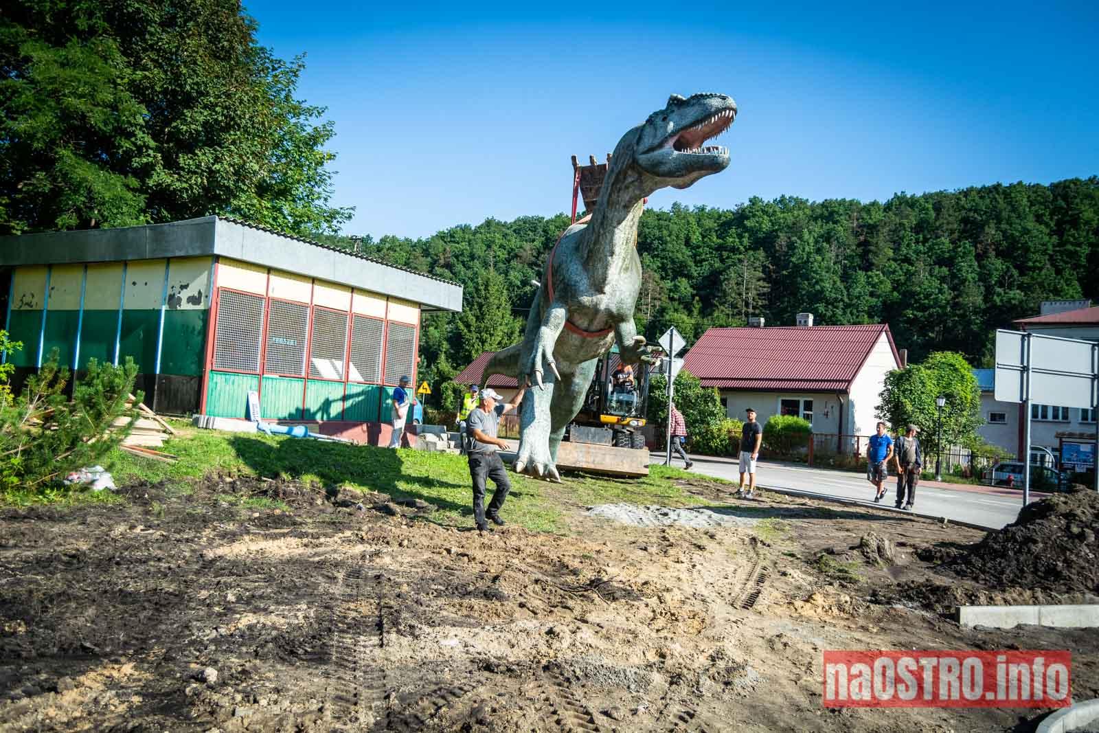 NaOSTROinfo Dinozaur Gerard-26