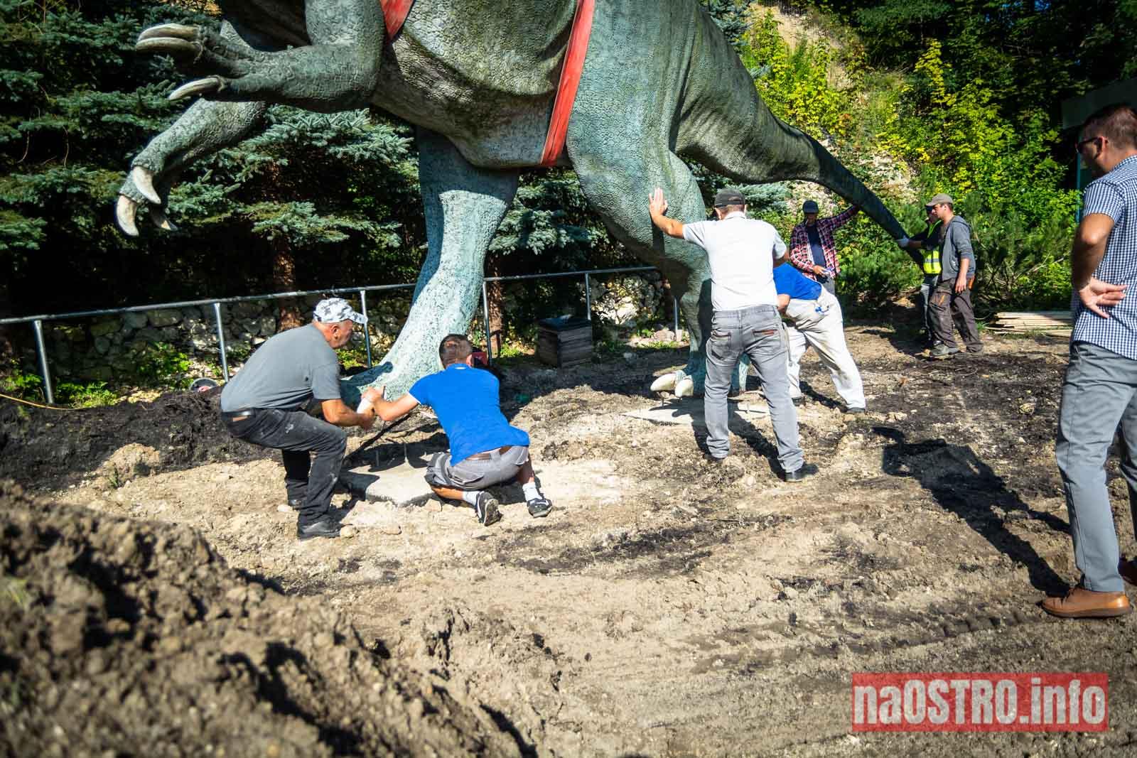 NaOSTROinfo Dinozaur Gerard-28