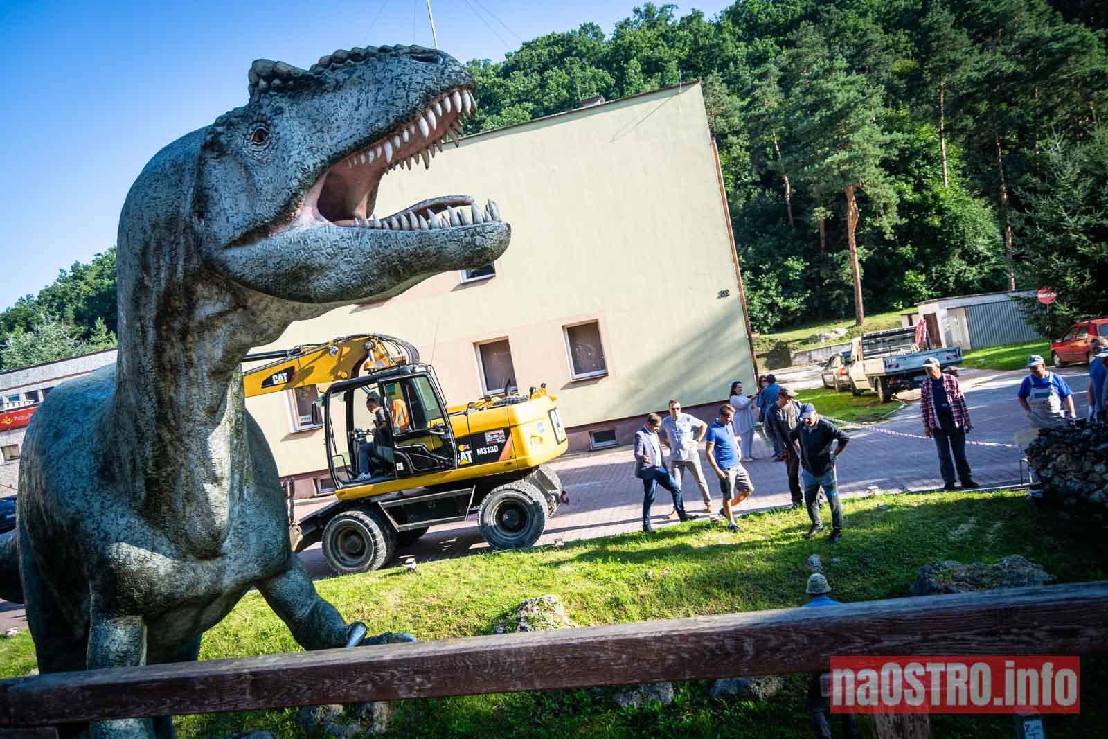 NaOSTROinfo Dinozaur Gerard-3
