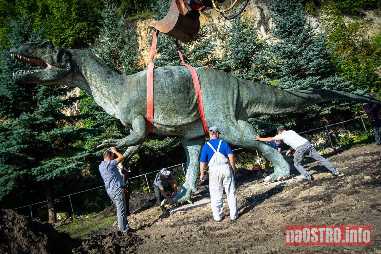 NaOSTROinfo Dinozaur Gerard-30