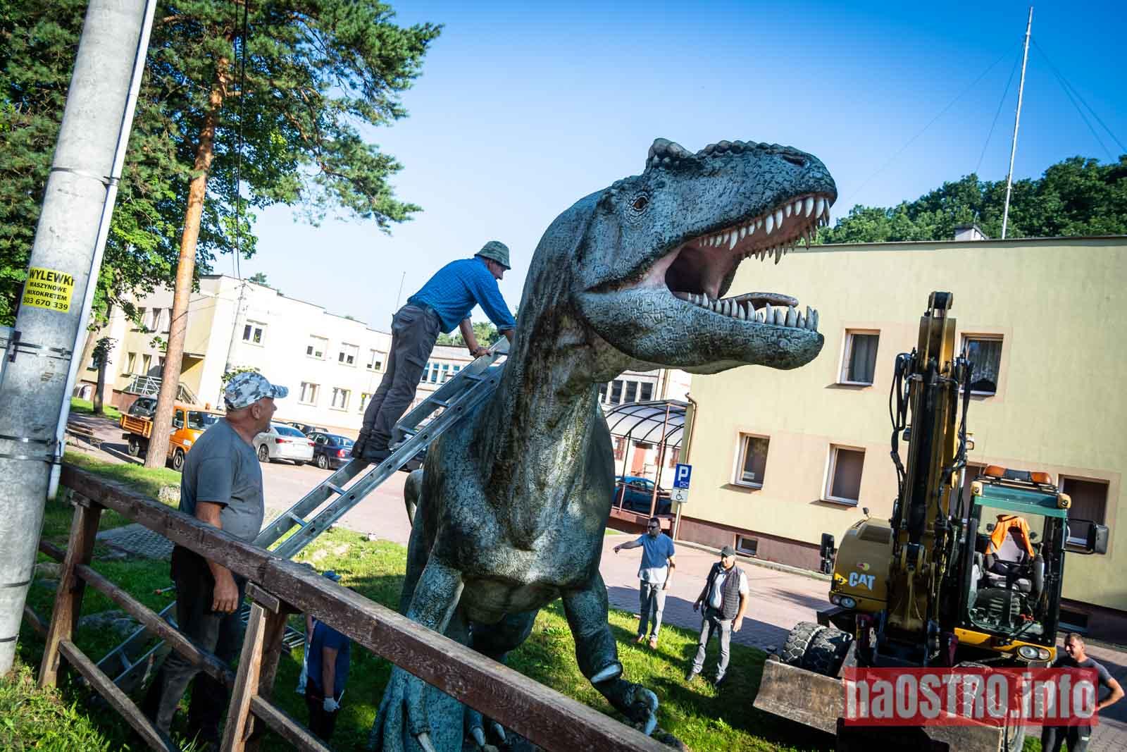 NaOSTROinfo Dinozaur Gerard-5