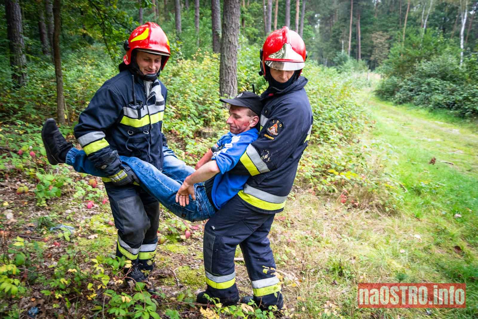 NaOSTROinfo Ćwiczenia Straży Pożarnej-11