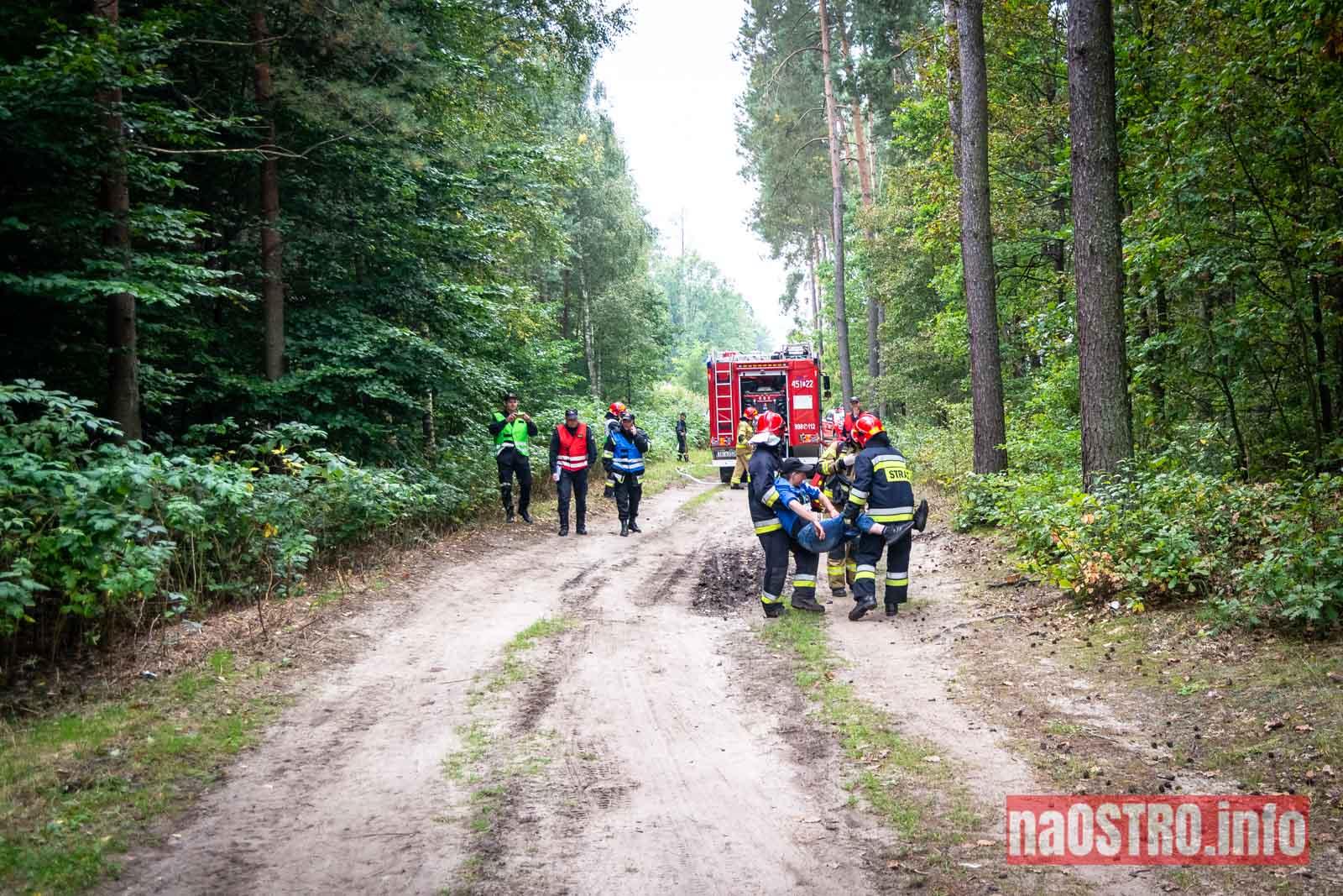 NaOSTROinfo Ćwiczenia Straży Pożarnej-13