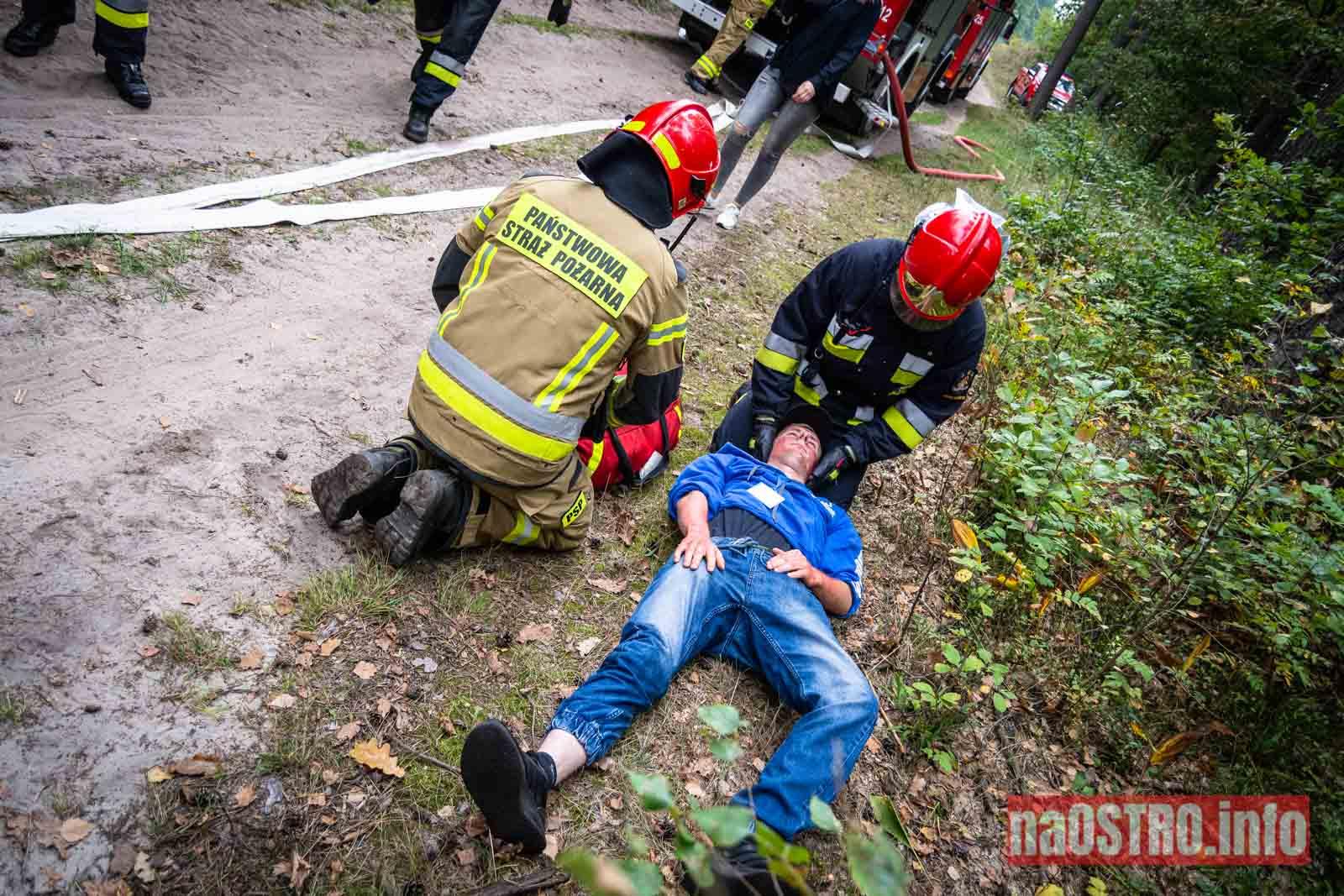 NaOSTROinfo Ćwiczenia Straży Pożarnej-14