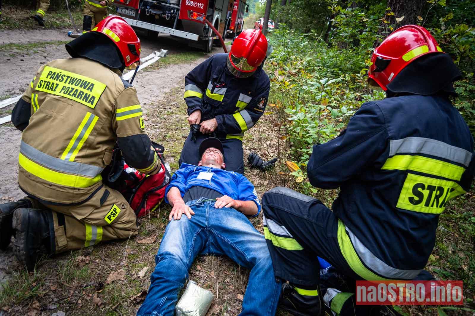NaOSTROinfo Ćwiczenia Straży Pożarnej-15