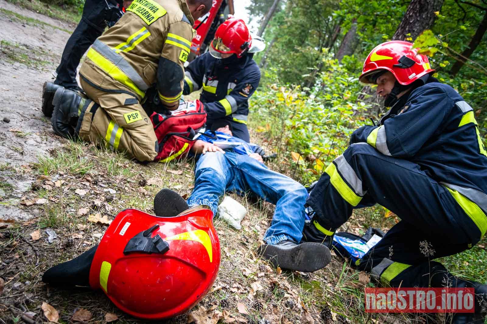 NaOSTROinfo Ćwiczenia Straży Pożarnej-17