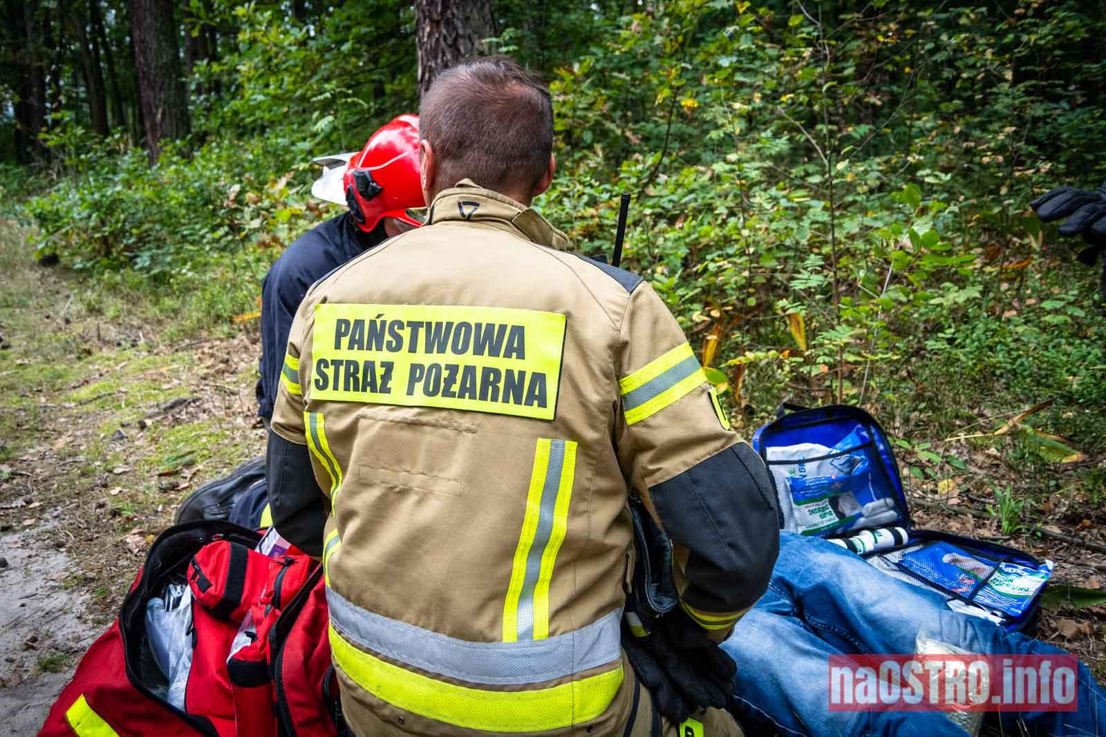 NaOSTROinfo Ćwiczenia Straży Pożarnej-19