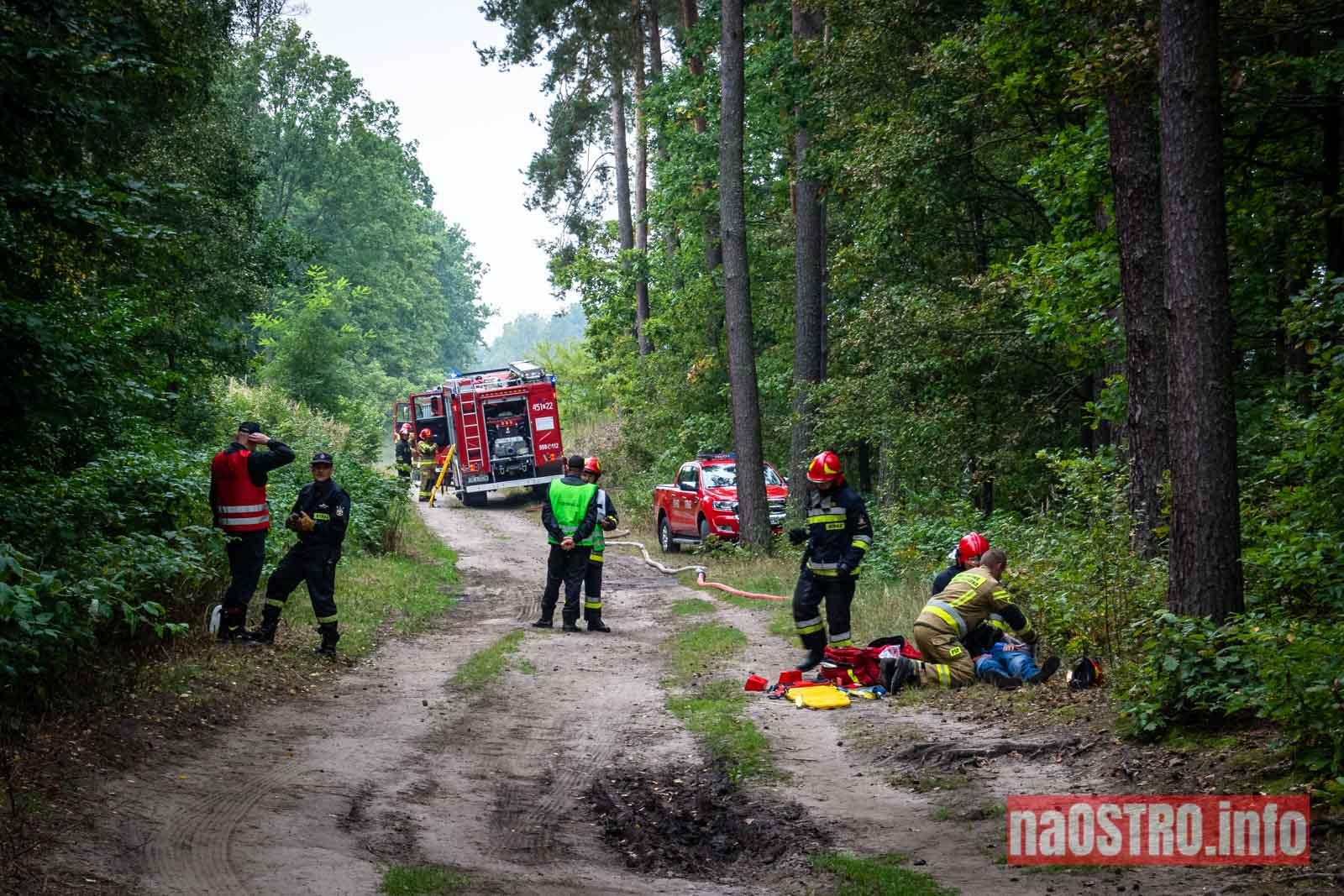 NaOSTROinfo Ćwiczenia Straży Pożarnej-20