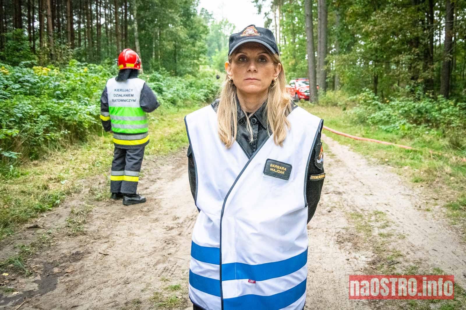NaOSTROinfo Ćwiczenia Straży Pożarnej-22