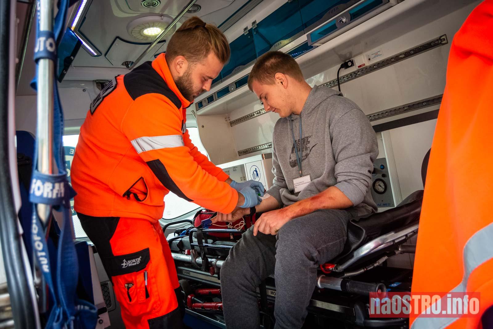 NaOSTROinfo Ćwiczenia Straży Pożarnej-27