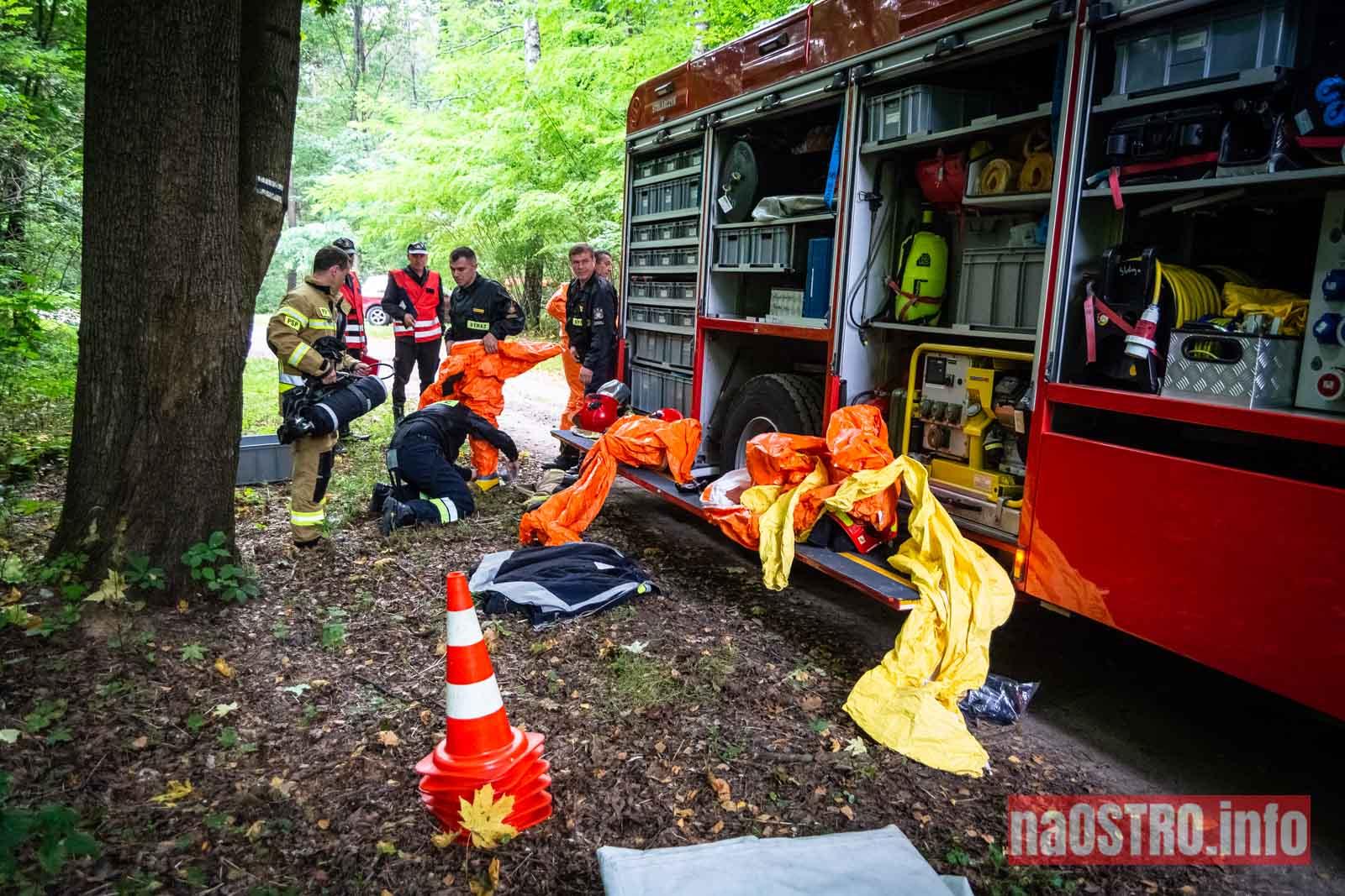 NaOSTROinfo Ćwiczenia Straży Pożarnej-32