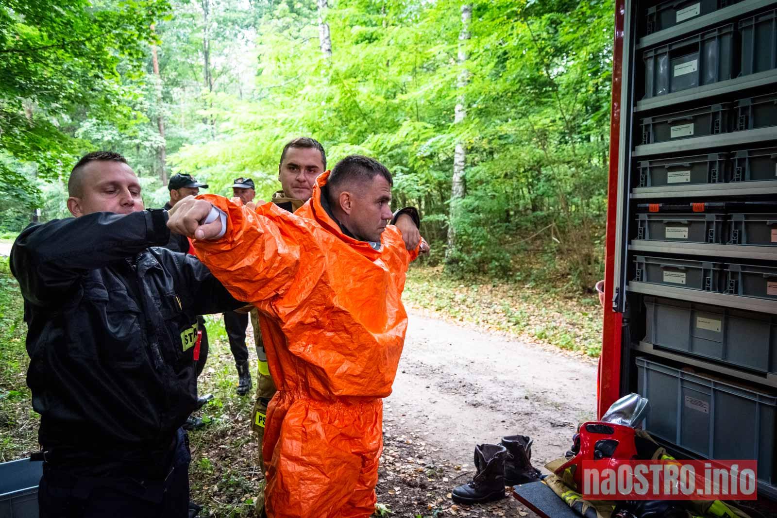 NaOSTROinfo Ćwiczenia Straży Pożarnej-34