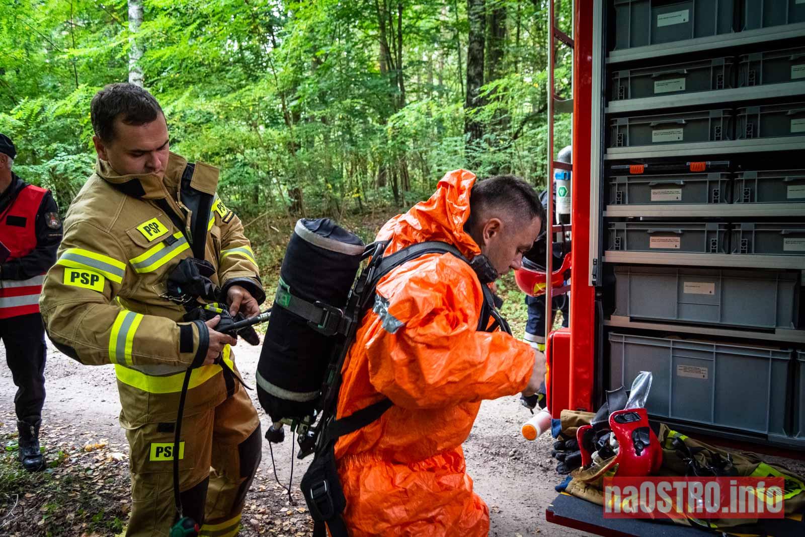 NaOSTROinfo Ćwiczenia Straży Pożarnej-35