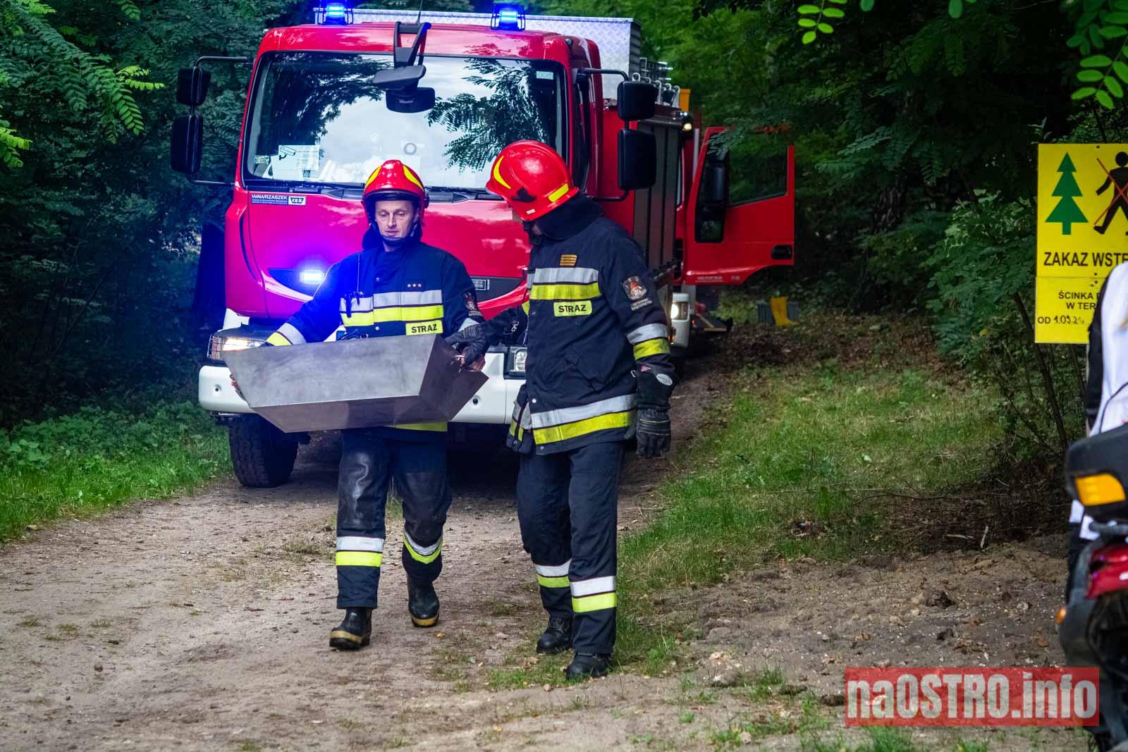 NaOSTROinfo Ćwiczenia Straży Pożarnej-37