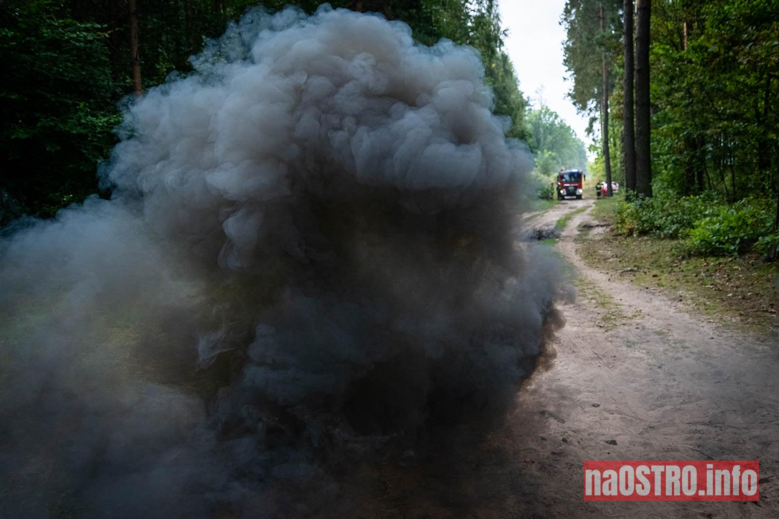 NaOSTROinfo Ćwiczenia Straży Pożarnej-4