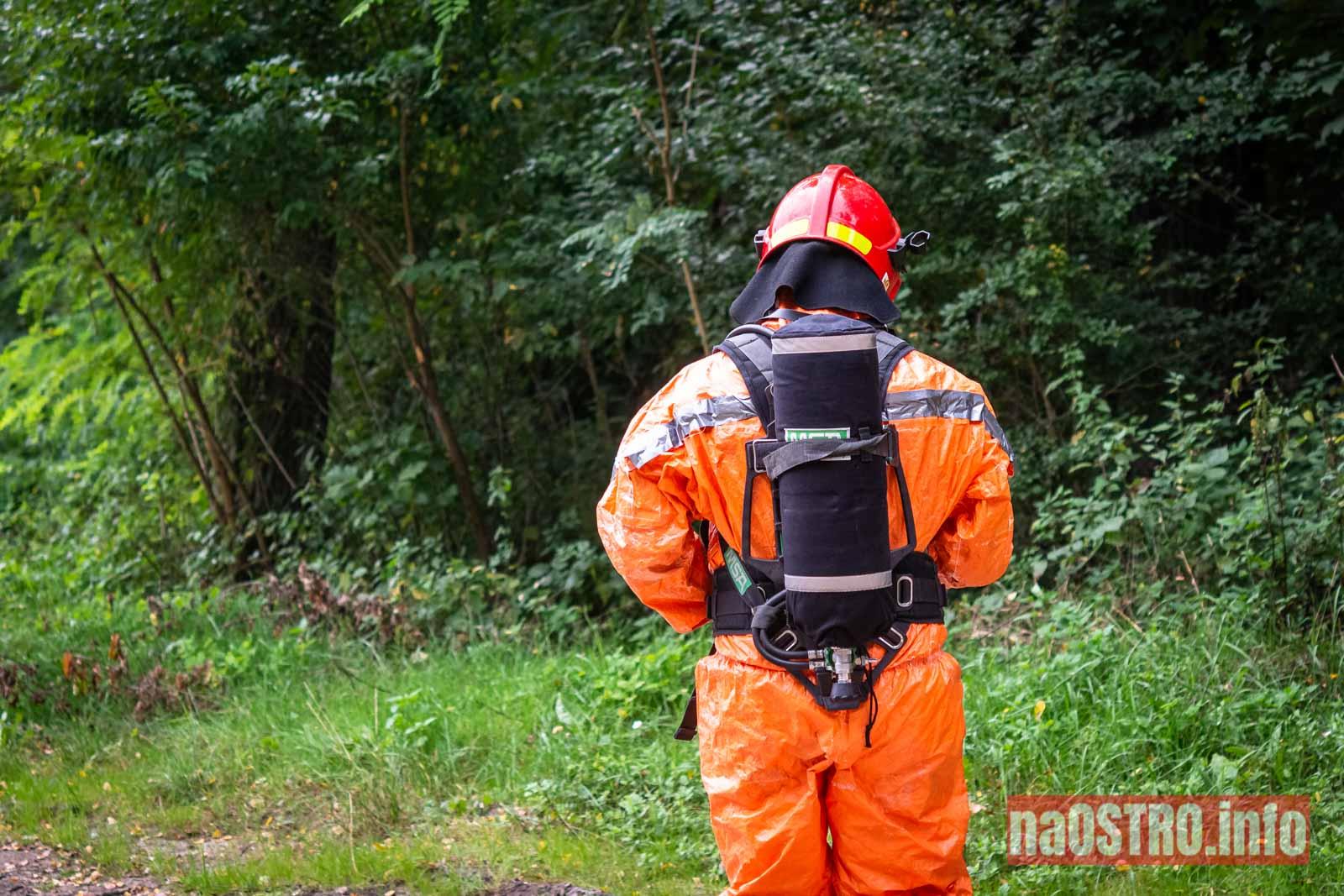 NaOSTROinfo Ćwiczenia Straży Pożarnej-44