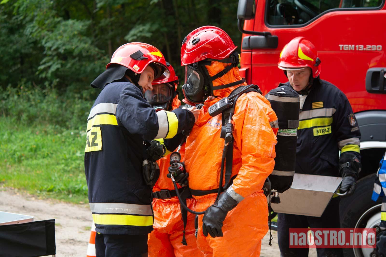 NaOSTROinfo Ćwiczenia Straży Pożarnej-46