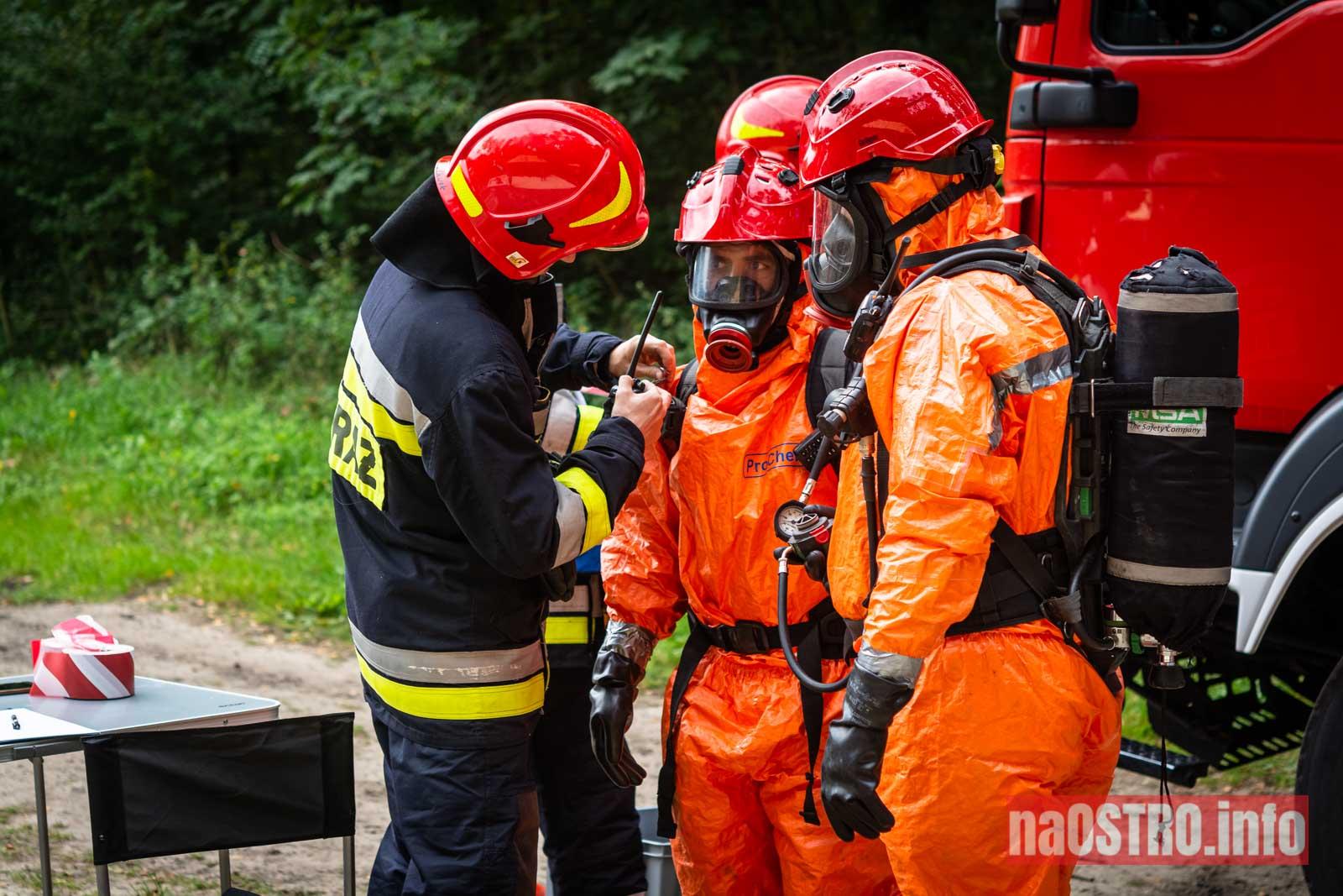 NaOSTROinfo Ćwiczenia Straży Pożarnej-47