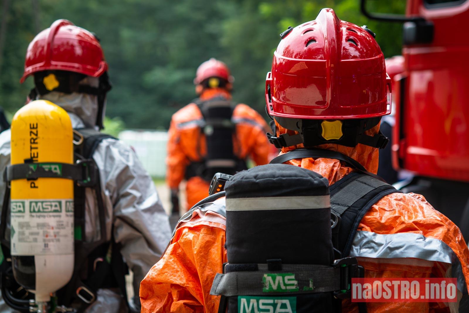 NaOSTROinfo Ćwiczenia Straży Pożarnej-48