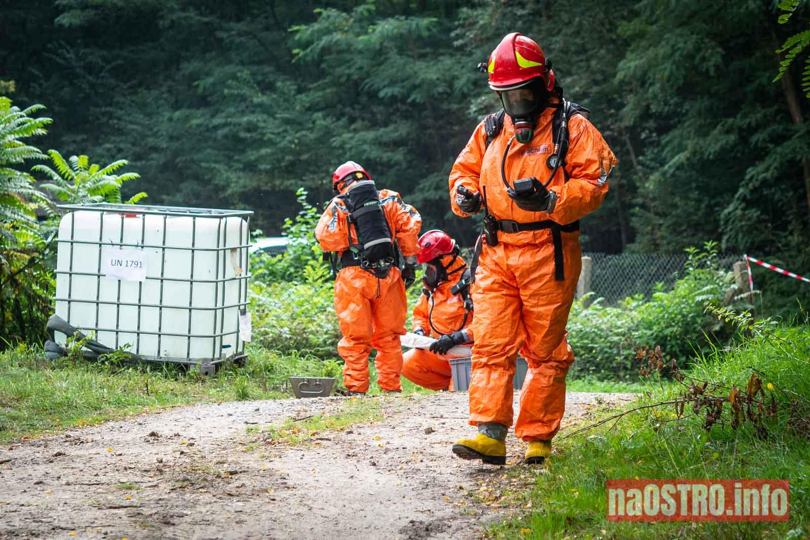 NaOSTROinfo Ćwiczenia Straży Pożarnej-52