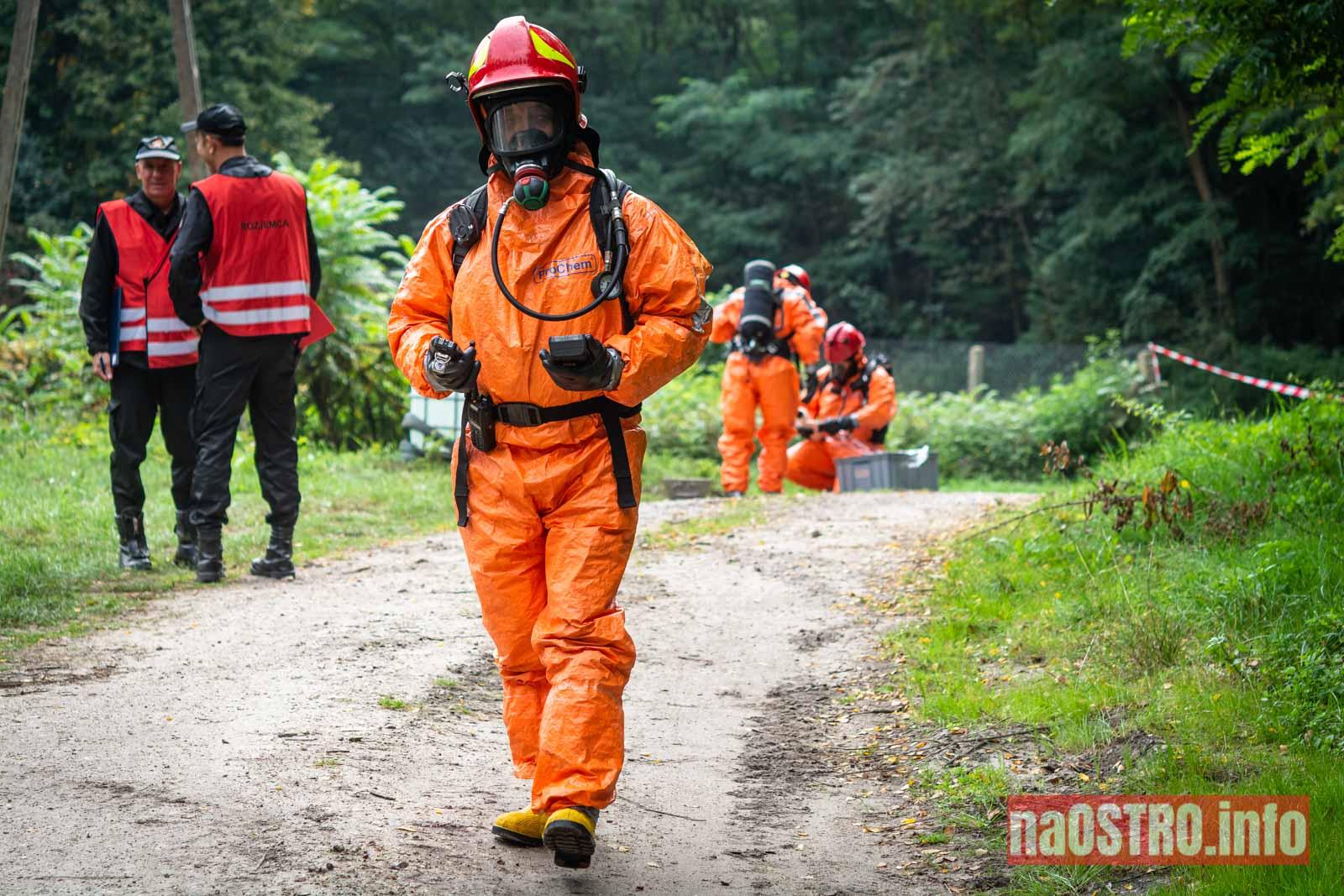 NaOSTROinfo Ćwiczenia Straży Pożarnej-53