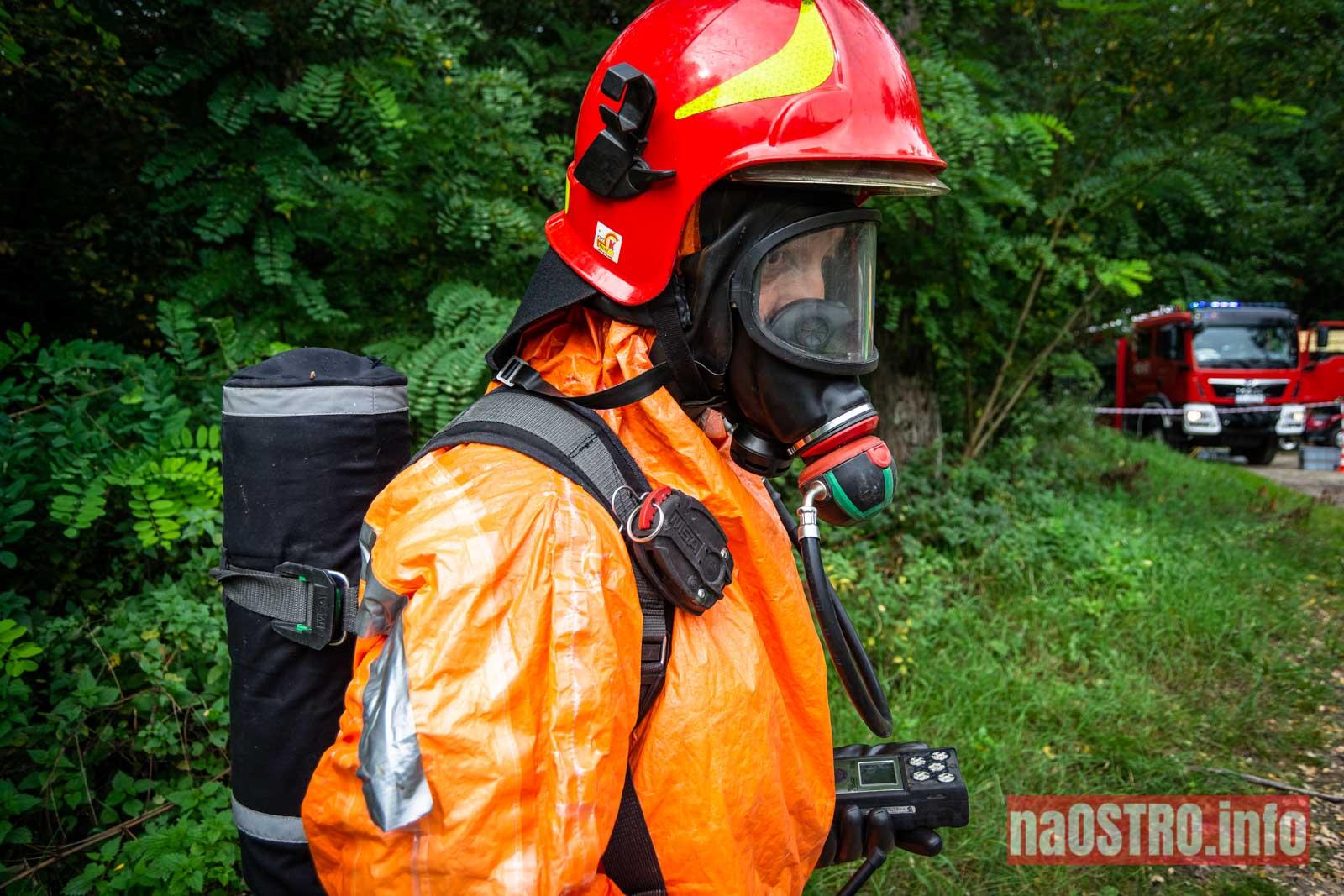 NaOSTROinfo Ćwiczenia Straży Pożarnej-56