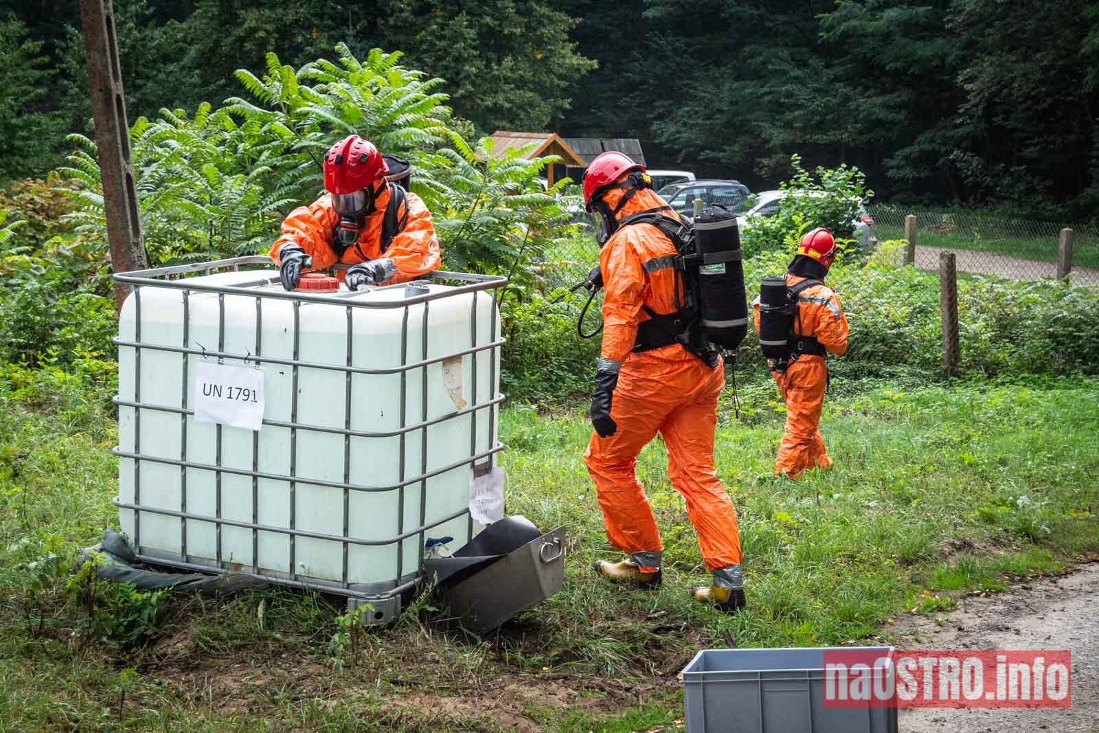 NaOSTROinfo Ćwiczenia Straży Pożarnej-57