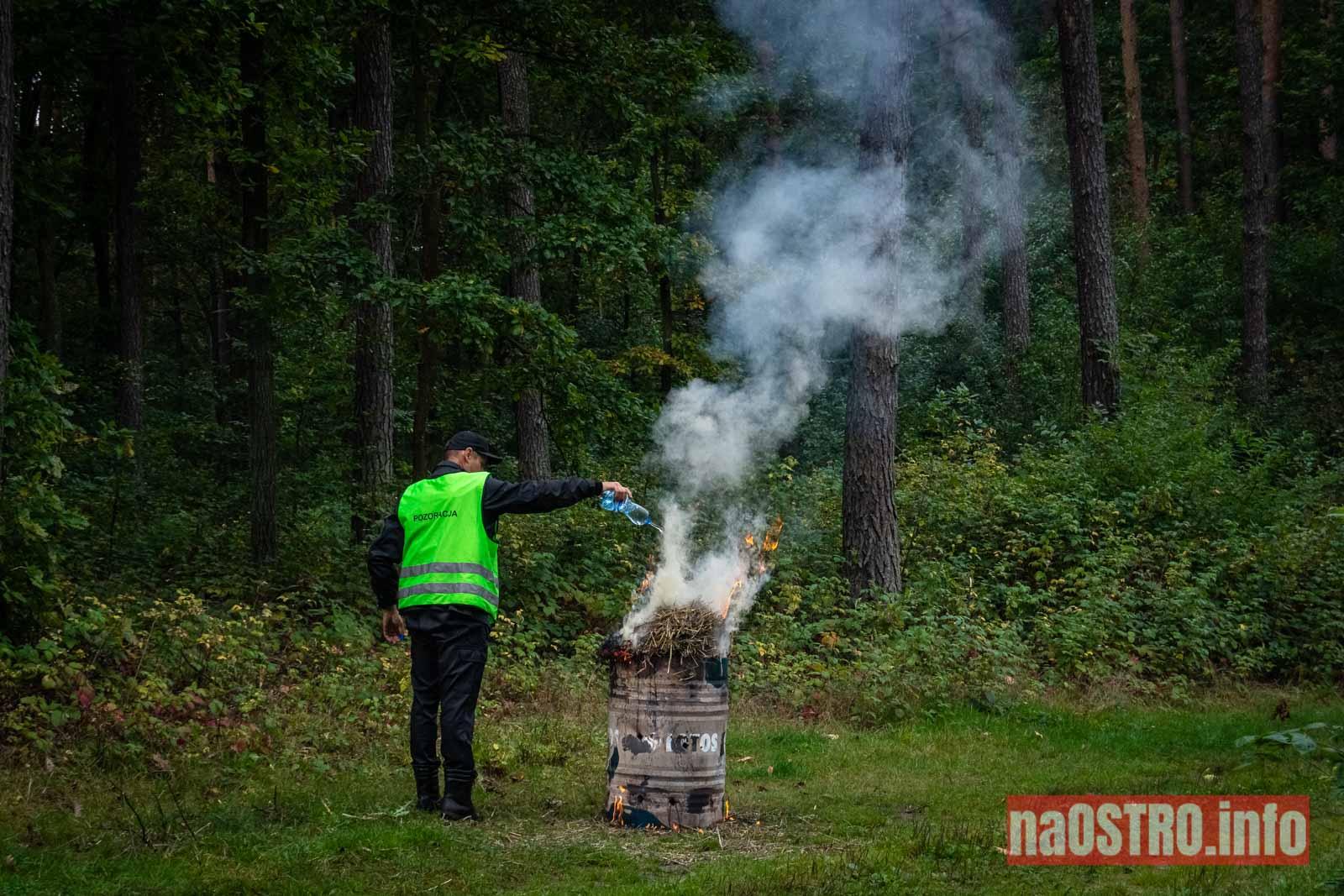NaOSTROinfo Ćwiczenia Straży Pożarnej-6