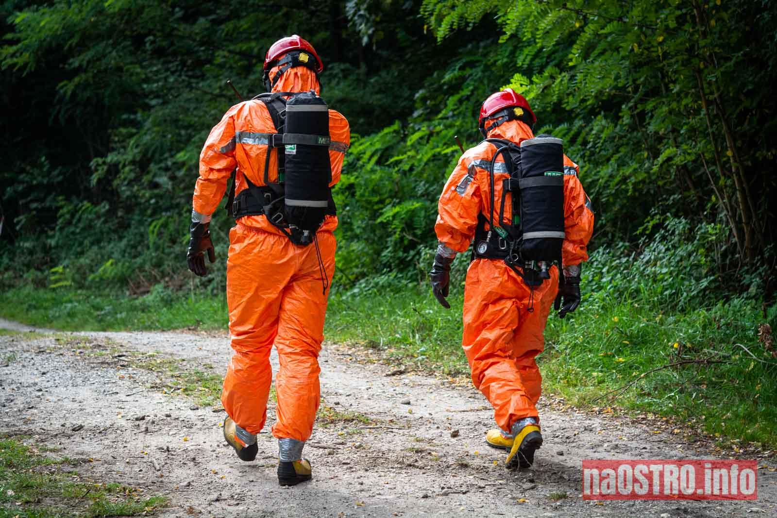 NaOSTROinfo Ćwiczenia Straży Pożarnej-61