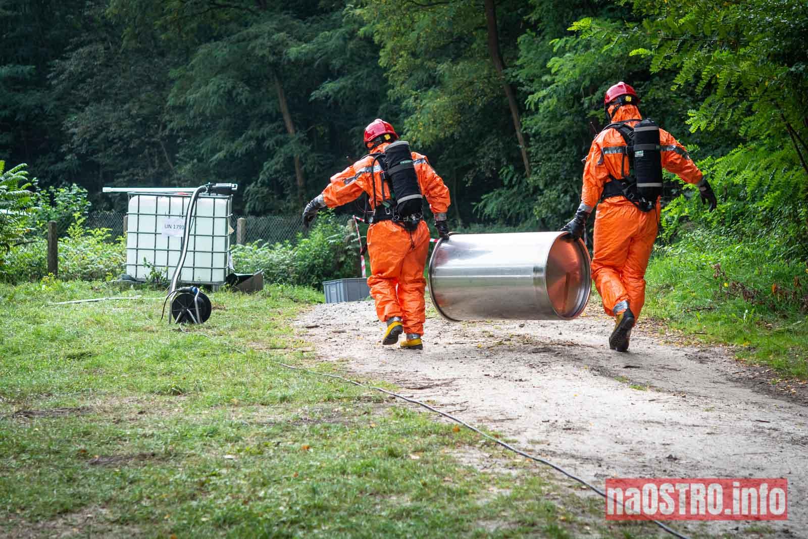 NaOSTROinfo Ćwiczenia Straży Pożarnej-63
