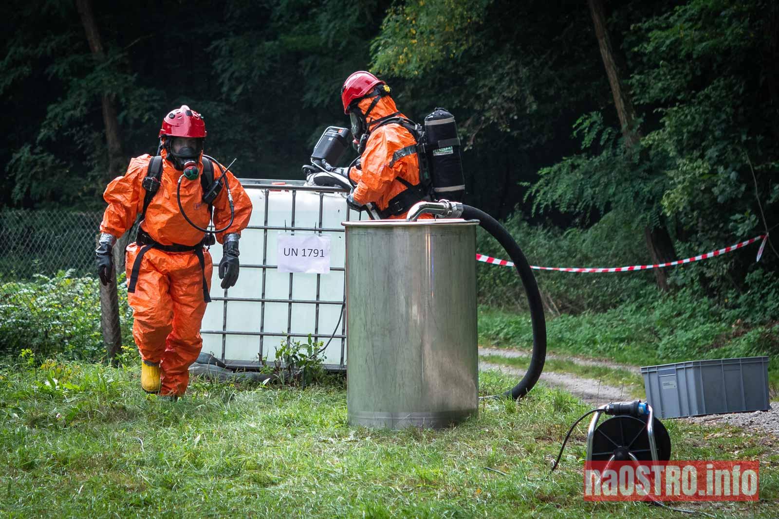 NaOSTROinfo Ćwiczenia Straży Pożarnej-64