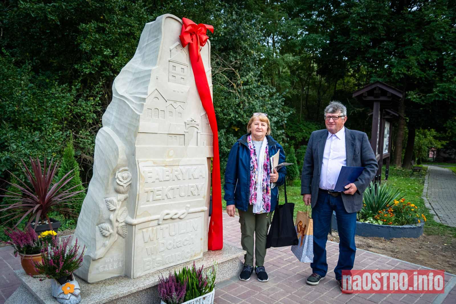 NaOSTROinfo Fabryka Tektury Witulin rzeźba odsłonięcie-22