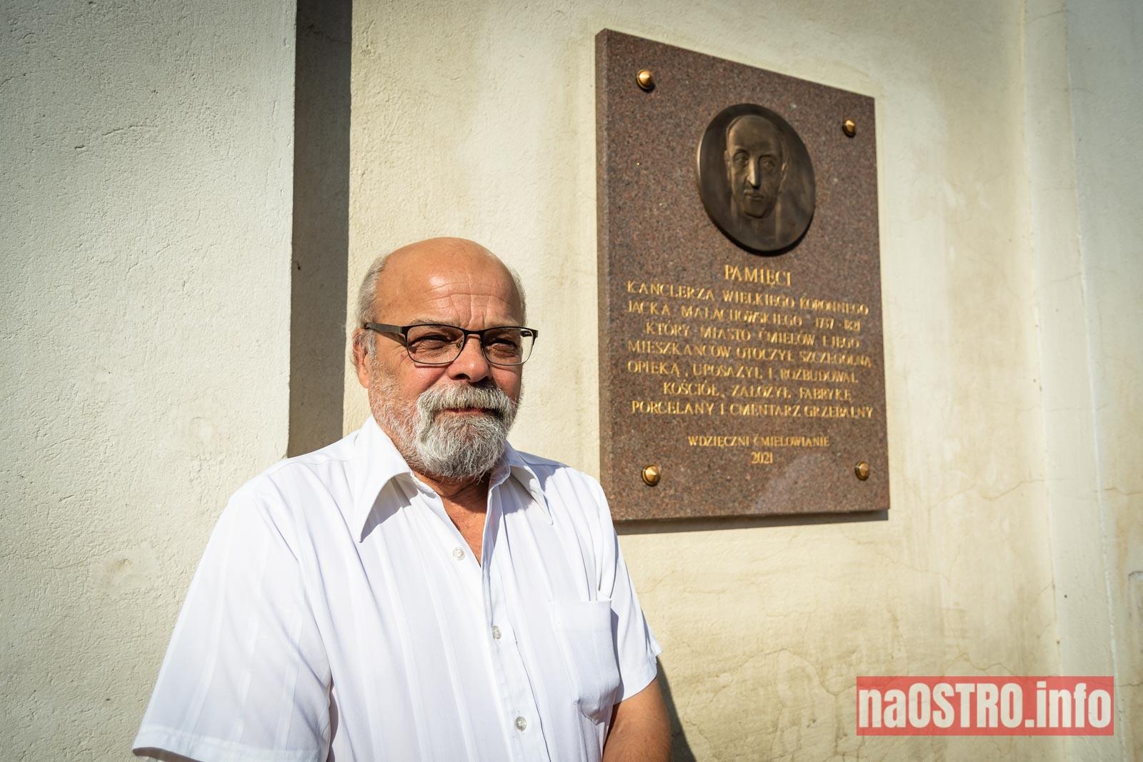 NaOSTROinfo Jacek Małacvhowski tablica Ćmielów-19