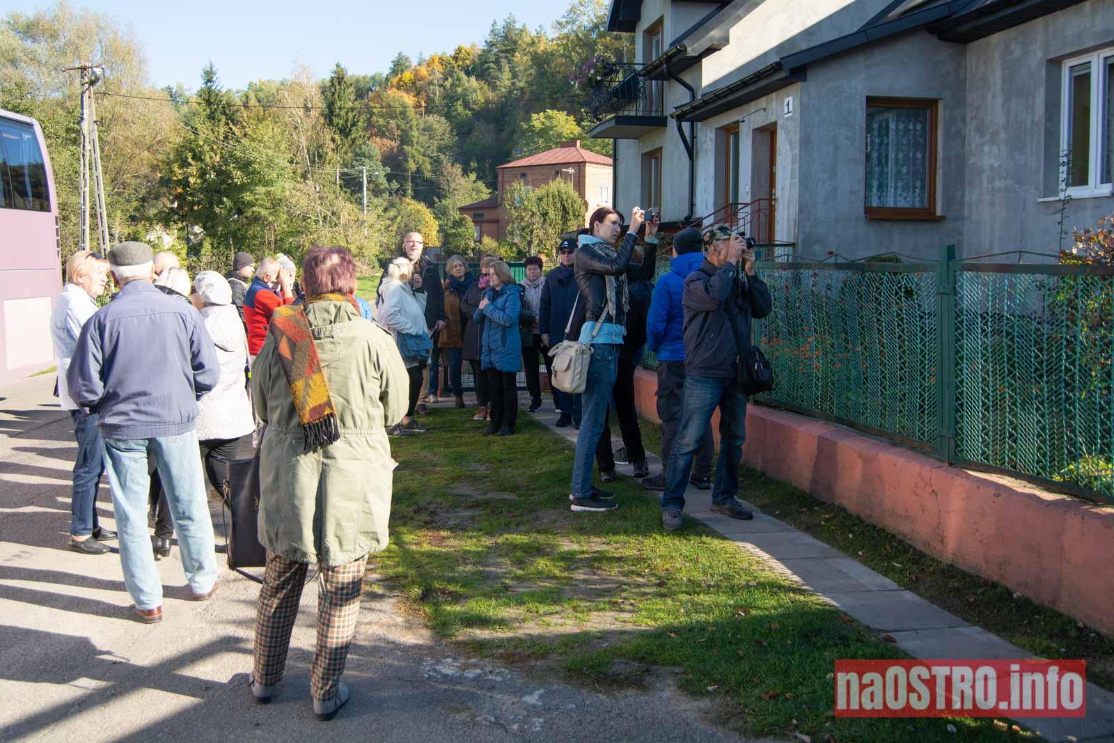 NaOSTROinfo Wycieczka objazdowa Ziemii Ostrowieckiej-39